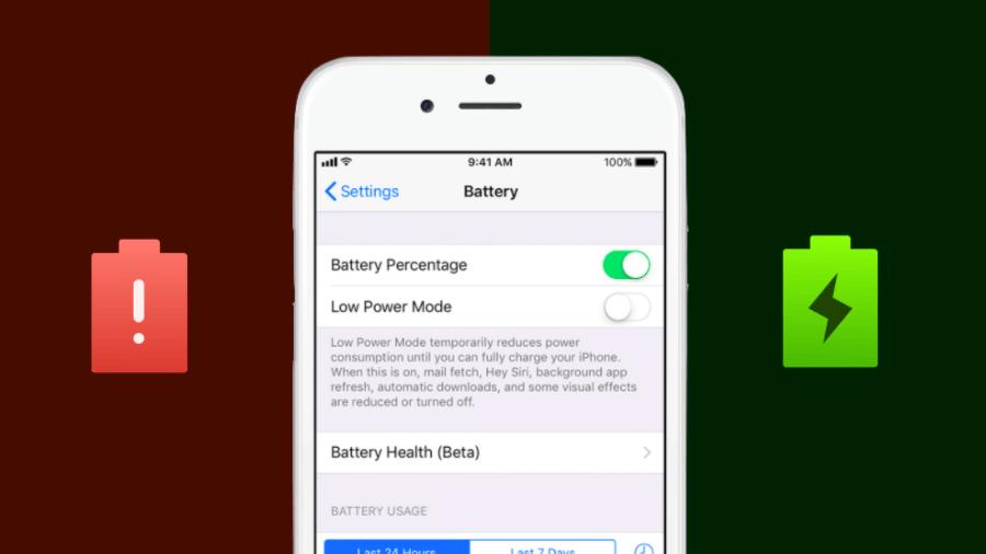 چگونه سلامت باتری آیفون خود را بررسی کنید