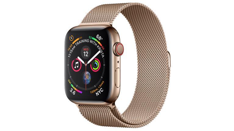 ساعت هوشمند اپل واچ نسل 4