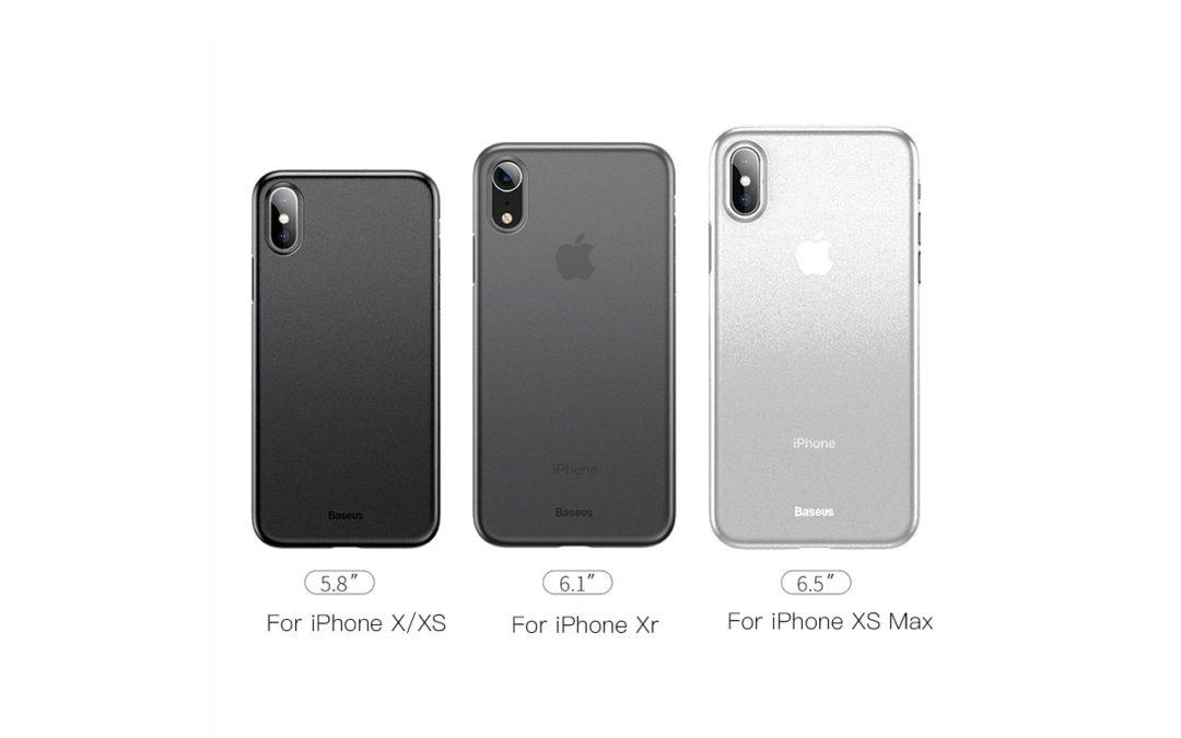 مقایسه مشخصات فنی ایفون x با xs و xs max