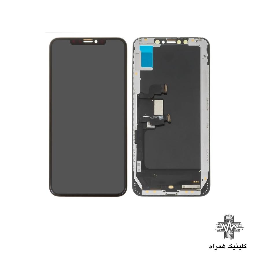 ال سی دی آیفون ایکس اس مکس (iphone xs max)