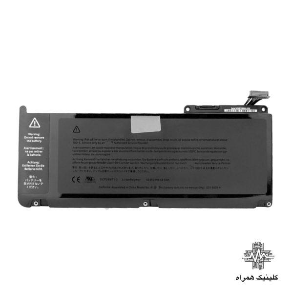 باتری مک بوک پرو ۱۳ اینچ۲۰۰۹ مدل A1۳۴۲ - مدل باتری A۱۳۳۱