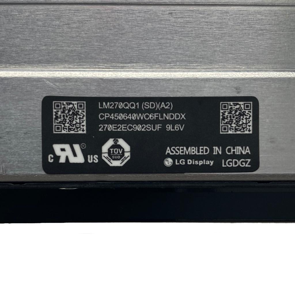 A1419 5k lcd LM270QQ1 SD a2