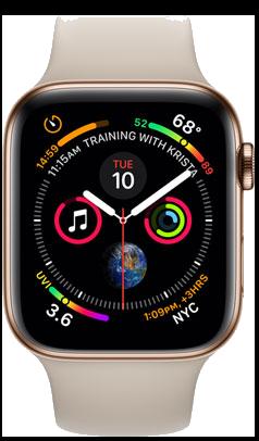 اپل واچ سری ۴