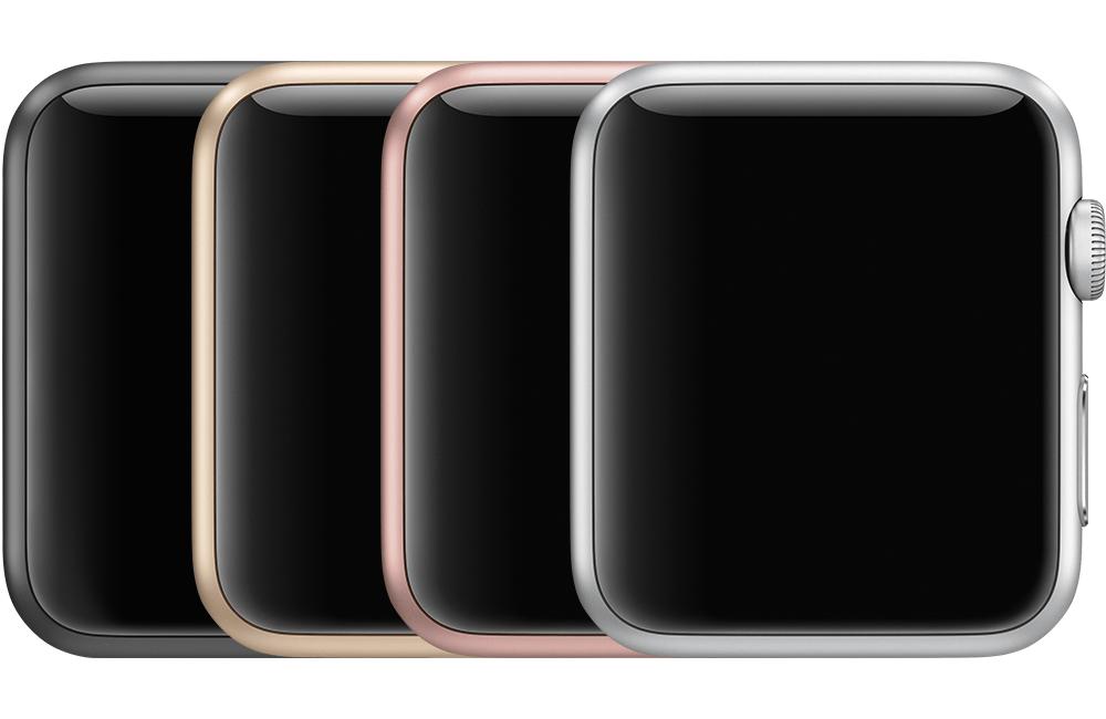 اپل واچ سری ۲-Aluminum