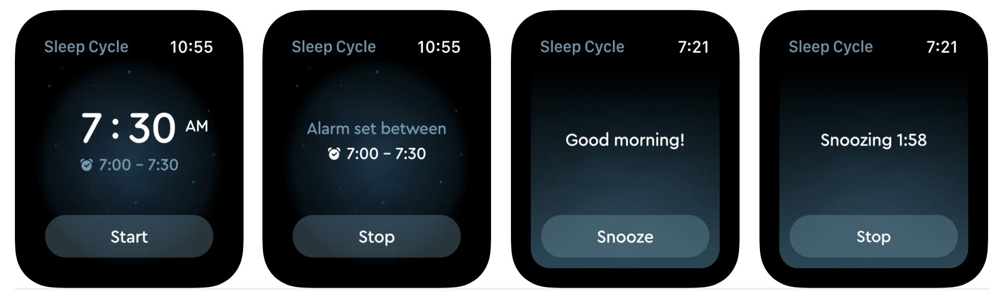 اپلیکیشن کاربردی اپل واچ