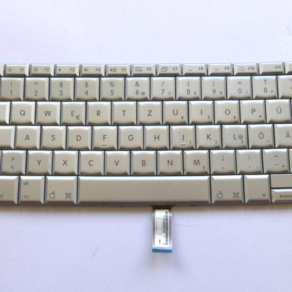 کیبورد مک بوک پرو ۱۷ اینچ ۲۰۰۸ مدل A1151-A1229