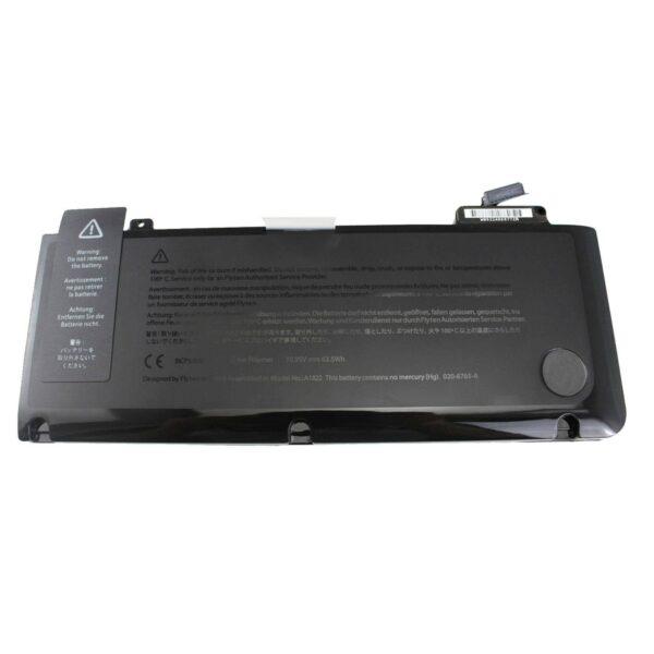 باتری مک بوک پرو ۱۵ اینچ 2009 - 2010 مدل A1286 - مدل باتری A1321
