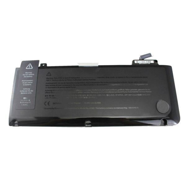 باتری مک بوک پرو 13 اینچ 2009 - 2012 مدل A1278 - مدل باتری A1322