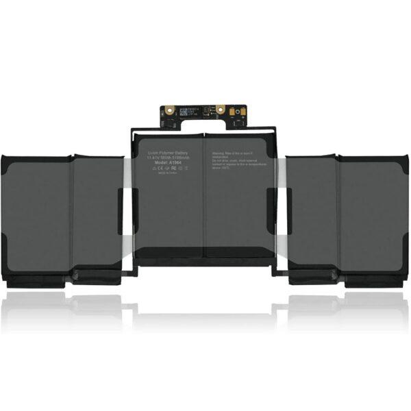باتری مک بوک پرو ۱۳ اینچ 2018 مدل A1989 - مدل باتری A1964