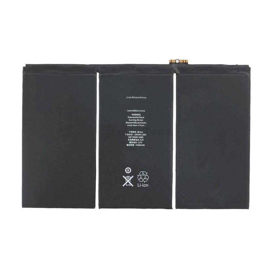 باتری آیپد 4 مدل ۲۰۱۲ مناسب برای مدل A1458 - A1459 - A1460